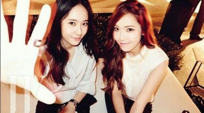 Jessica Jung dan Krystal Ternyata Sudah Bentuk Sub Unit dan Akan Debut? – IndoKpop