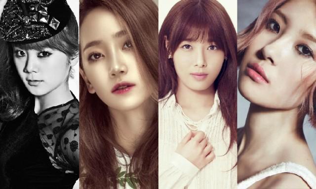 Wonder Girls' Jadi Grup Band Dengan 4 Anggota – IndoKpop